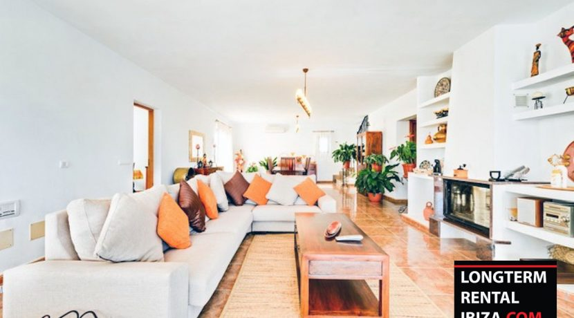 Long term rental Ibiza - Villa Morna 2