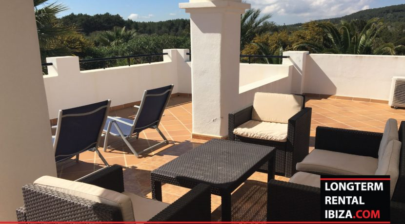 Long term rental Ibiza - Villa Morna 9