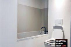 Long term rental Ibiza Patio Blanco En