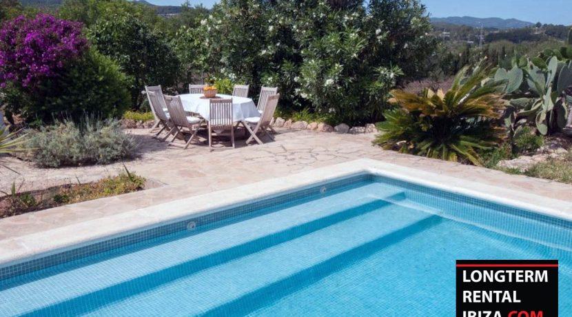 Long term rental Finca San Rafael 1