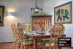 Long term rental Finca San Rafael 11