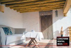 Long term rental Finca San Rafael 17