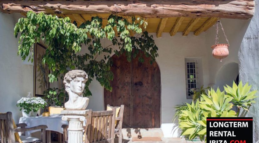 Long term rental Finca San Rafael 5