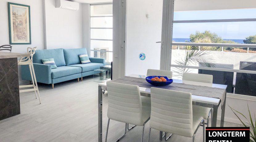 Long term rental Ibiza Apartment Boulevard