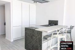Long term rental Ibiza Apartment Boulevard 1