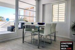 Long term rental Ibiza Apartment Boulevard 12