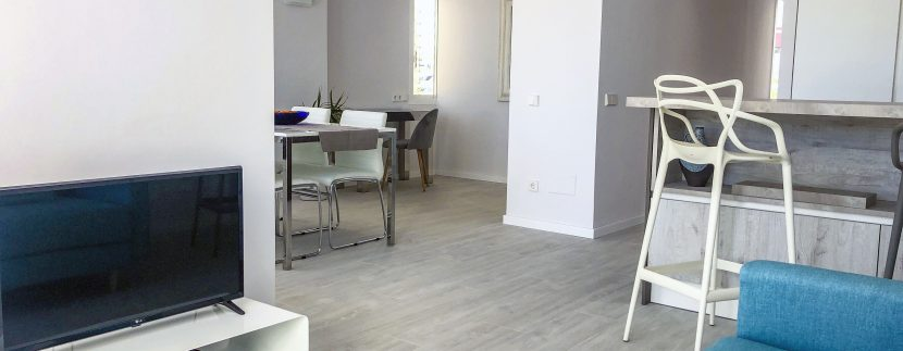 Long term rental Ibiza Apartment Boulevard 15
