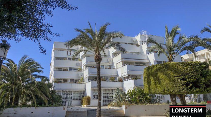 Long term rental Ibiza Apartment Boulevard 18