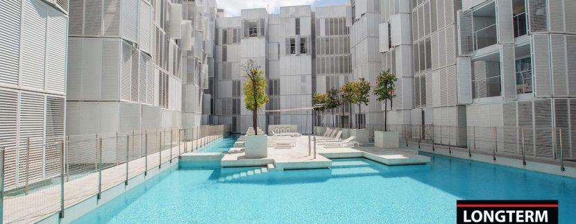 Long term rental Ibiza Patio blanco 1