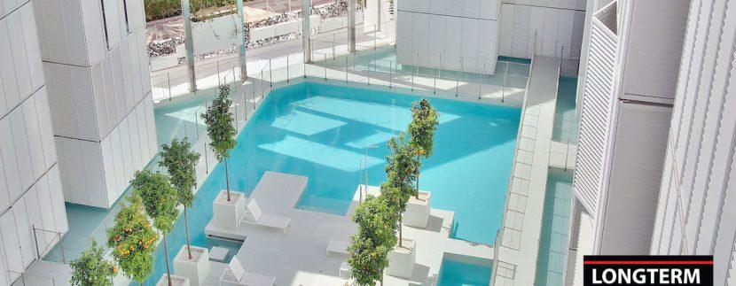 Long term rental Ibiza Patio blanco 3