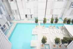 Long term rental Ibiza Patio blanco 4