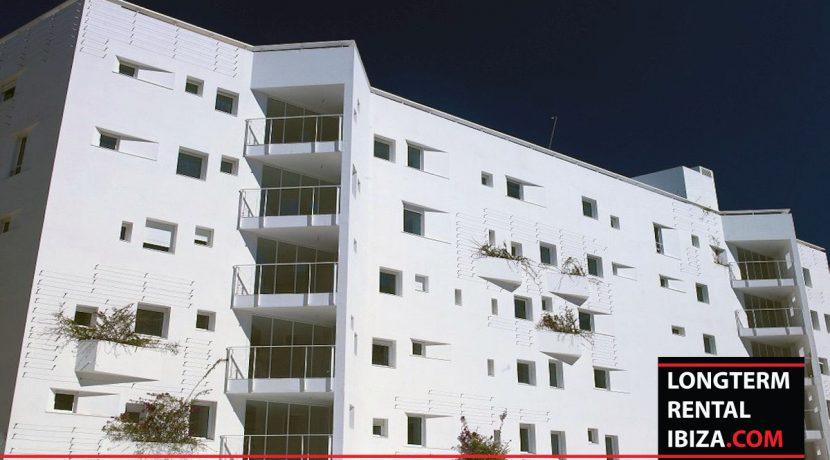 Long term rental Ibiza Patio blanco 7