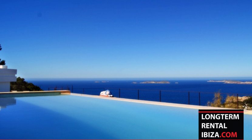Long term rental Ibiza Villa Amor
