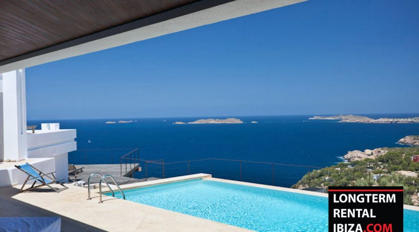 Long term rental Ibiza Villa Amor 1