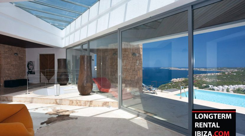 Long term rental Ibiza Villa Amor 11