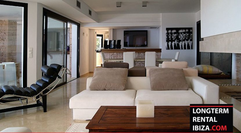 Long term rental Ibiza Villa Amor 19