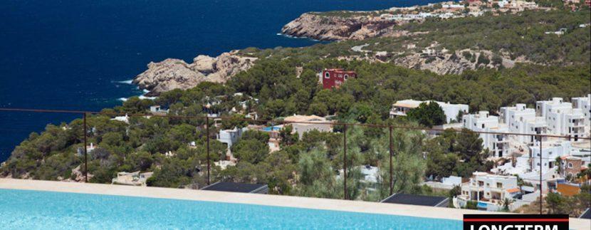 Long term rental Ibiza Villa Amor 2