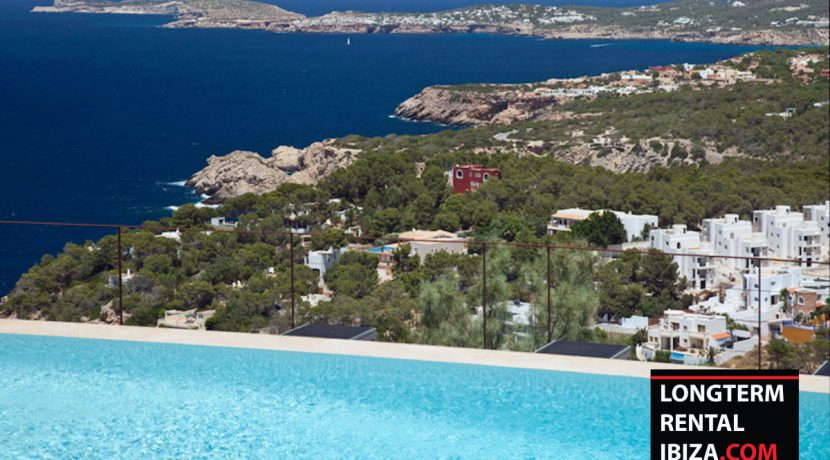 Long term rental Ibiza Villa Amor 2