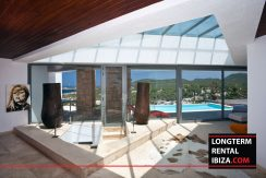 Long term rental Ibiza Villa Amor 21