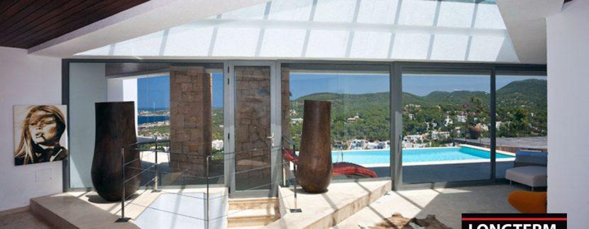 Long term rental Ibiza Villa Amor 21