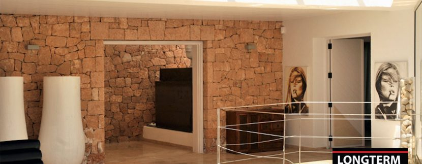 Long term rental Ibiza Villa Amor 22