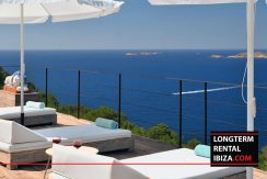 Long term rental Ibiza Villa Amor 24