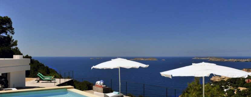 Long term rental Ibiza Villa Amor 26