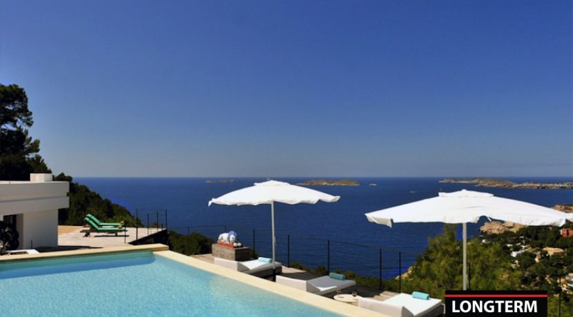 Long term rental Ibiza Villa Amor 26