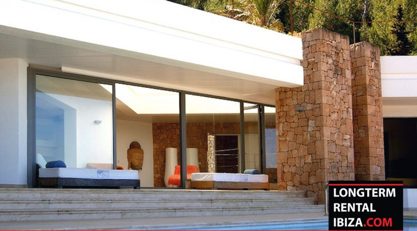 Long term rental Ibiza Villa Amor 27