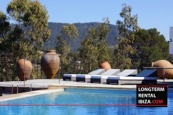 Long term rental Ibiza Villa Amor 28