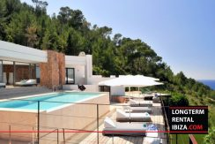 Long term rental Ibiza Villa Amor 3