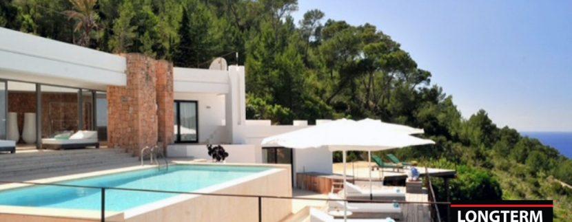 Long term rental Ibiza Villa Amor 4