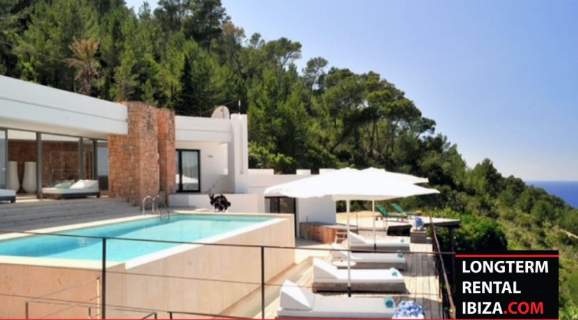 Long term rental Ibiza Villa Amor 4