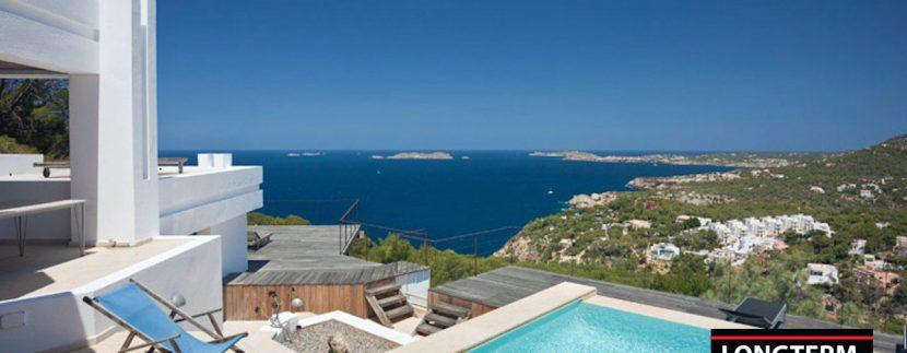 Long term rental Ibiza Villa Amor 5