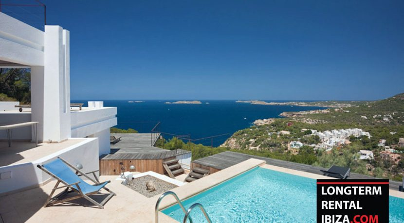 Long term rental Ibiza Villa Amor 5