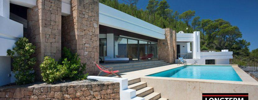 Long term rental Ibiza Villa Amor 7