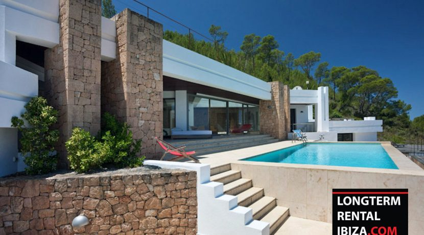 Long term rental Ibiza Villa Amor 7