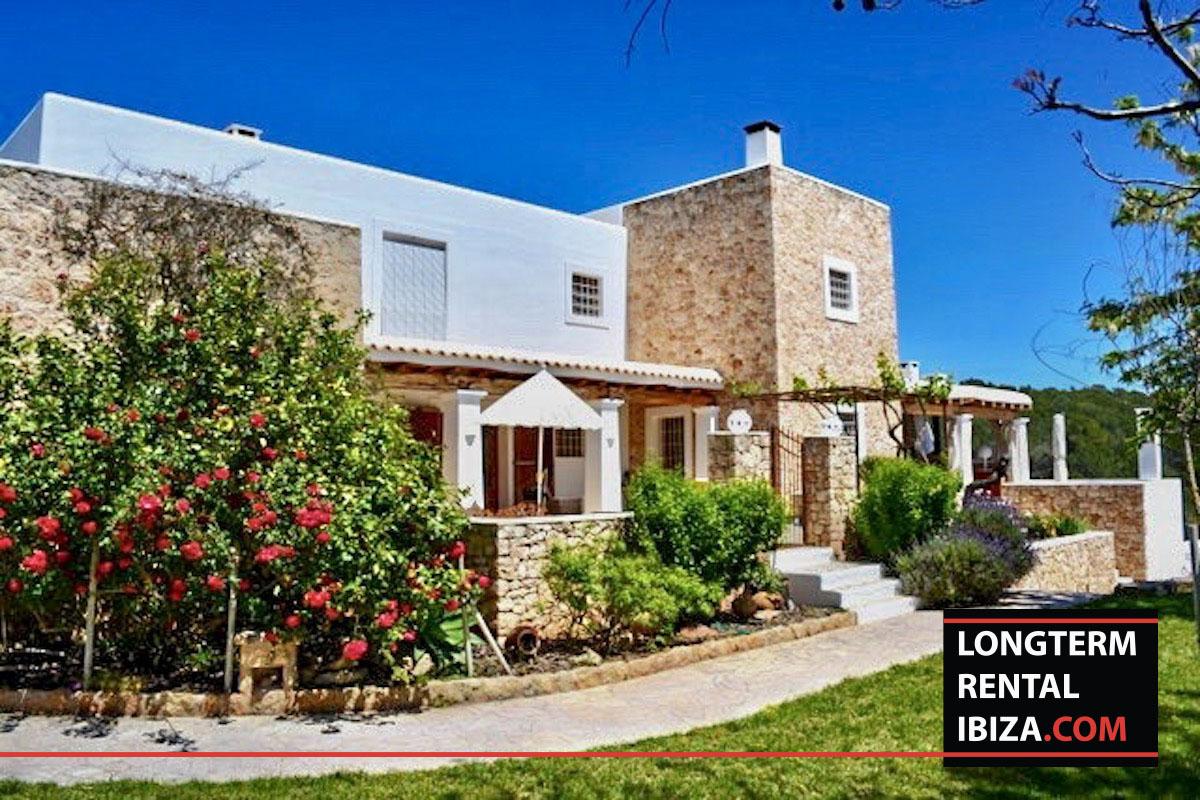 Long term rental ibiza Villa Grand