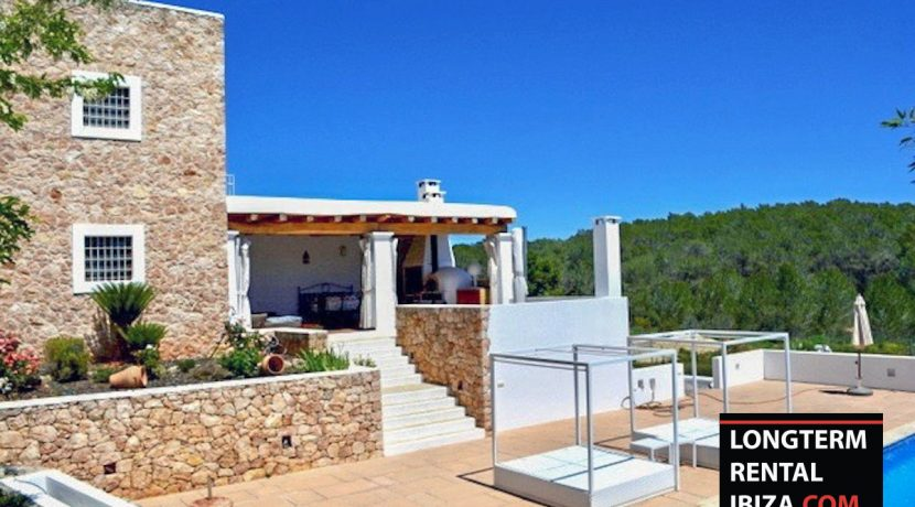 Long term rental ibiza Villa Grand 1
