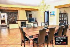 Long term rental ibiza Villa Grand 17