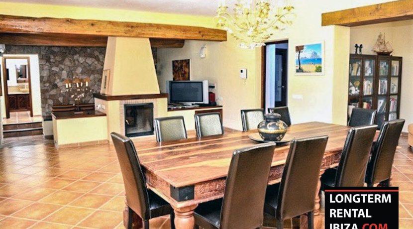 Long term rental ibiza Villa Grand 17