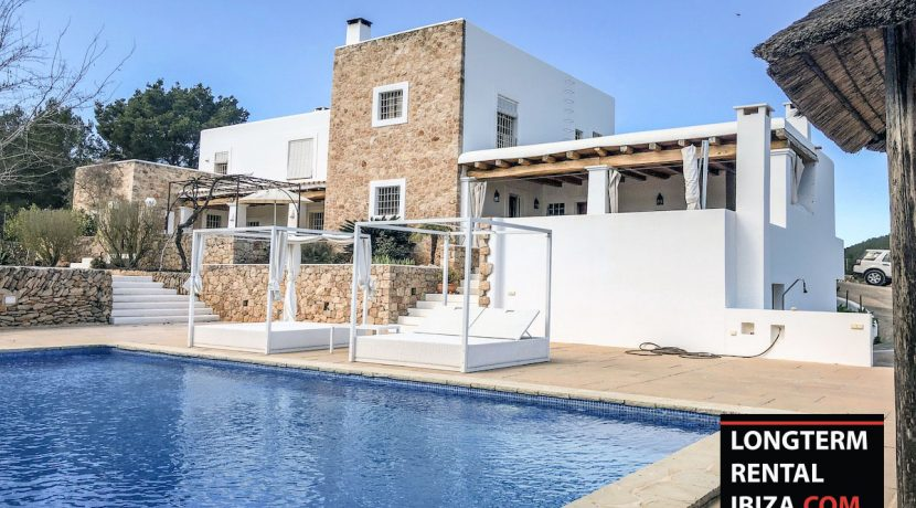 Long term rental ibiza Villa Grand 22