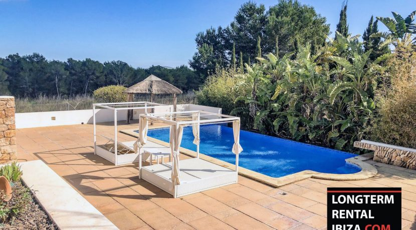 Long term rental ibiza Villa Grand 28