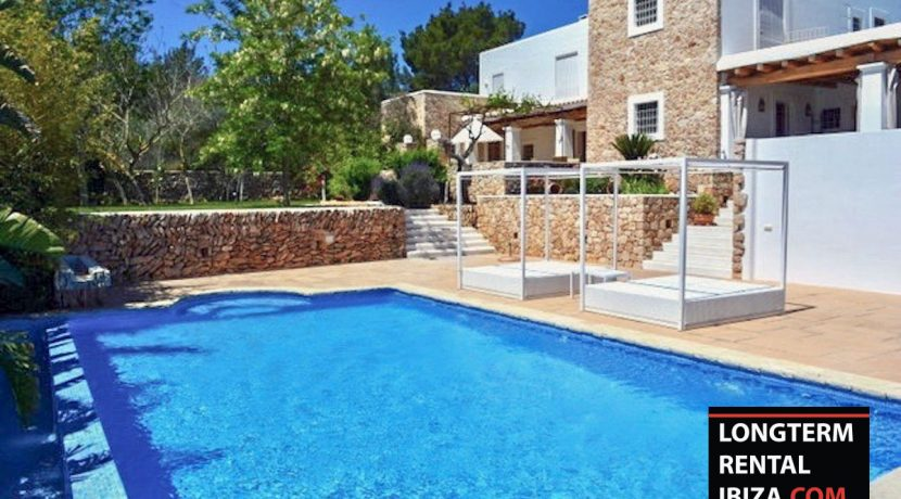 Long term rental ibiza Villa Grand 3