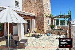 Long term rental ibiza Villa Grand 5