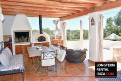 Long term rental ibiza Villa Grand 6