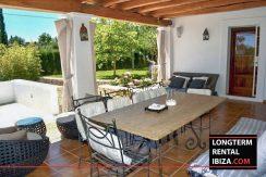 Long term rental ibiza Villa Grand 7