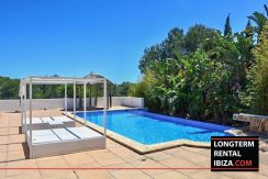 Long term rental ibiza Villa Grand 8