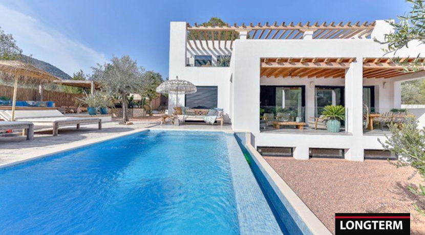 Long term rental Ibiza - Villa Flatiron - with license
