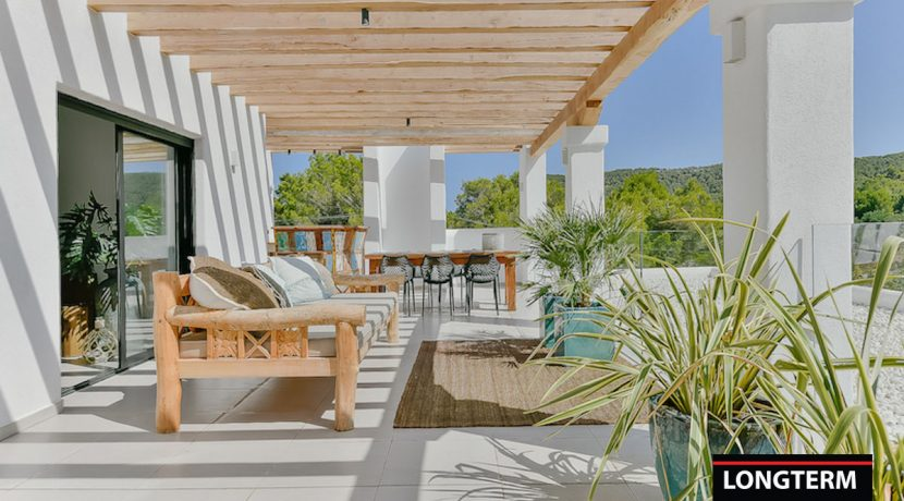 Long term rental Ibiza - Villa Flatiron - with license 1